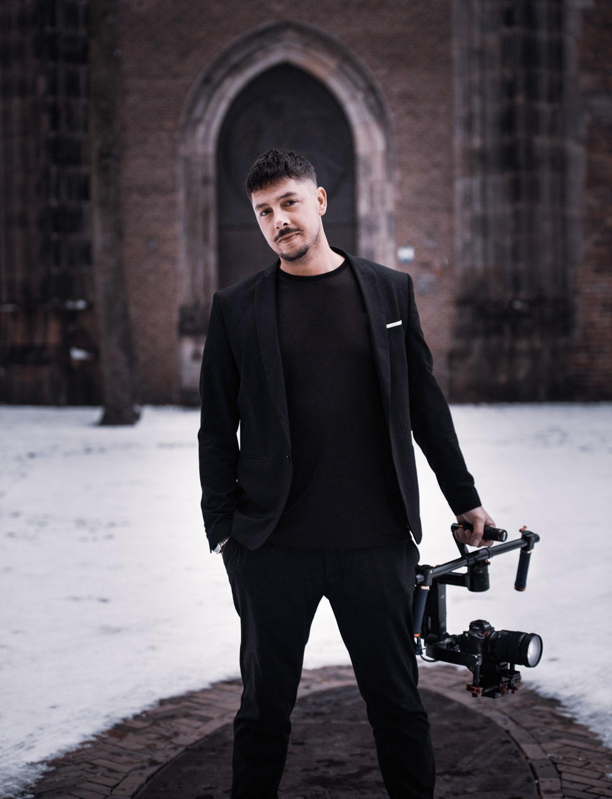videograaf foto