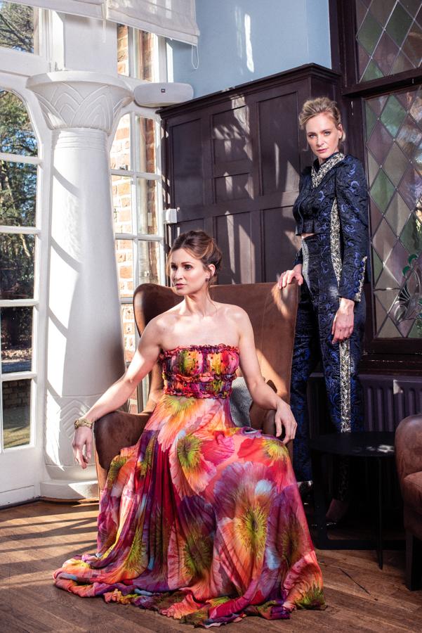 fashion shoot models